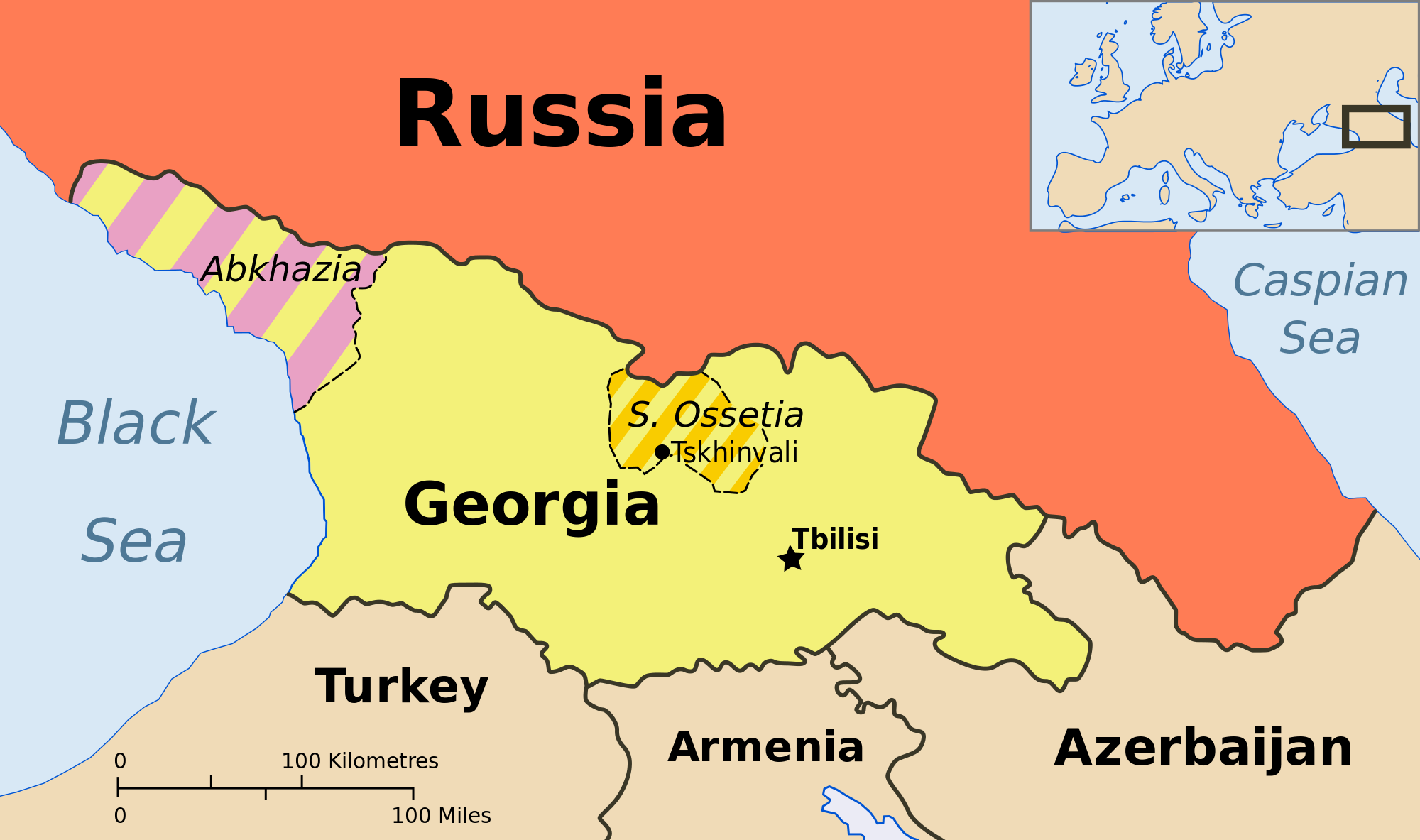 About georgia country all your questions answer will be here georgia map gumiabroncs Image collections
